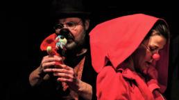 CHD Animation - Cappuccetto Rosso - Teatro Scenografia Video