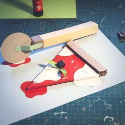 CHD Animation - Video Animazione Stop motion Pubblicità Scenografia Handmade