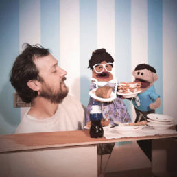 Damiano Zanchetta - Video Animazione Stop motion Pubblicità Scenografia Handmade
