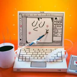 CHD Animation: illustrazioni per campagne di comunicazione, stampa, locandine e marketing