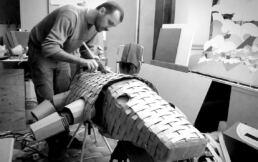 CHD Animation - progettazione e costruzione scenografie teatrali, allestimenti espositivi, set fotografici, props
