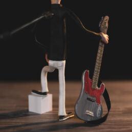 CHD Animation - realizzazione videoclip musicali in animazione